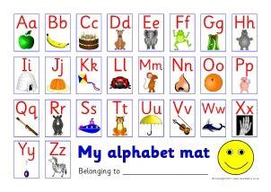 ks1 alphabet strips and tabletop alphabet lines sparklebox