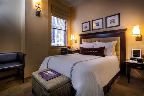 club bed nyc library hotel new york city luxury accommodation nyc