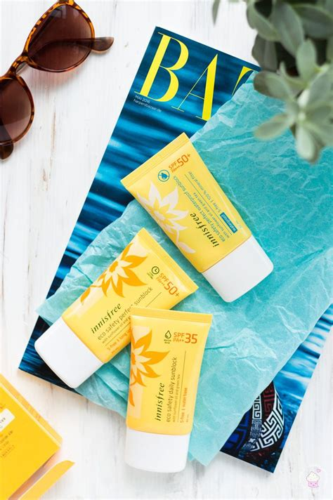 Harga Innisfree Eco Safety Daily Sunblock innisfree eco safety waterproof daily