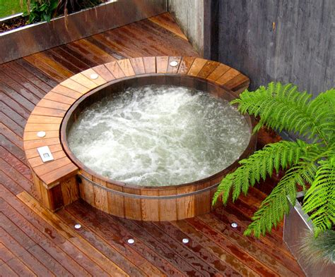 bathtub hot wood hot tubs robert s hot tubs