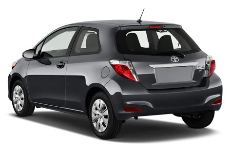 2013 Toyota Yaris 2013 Toyota Yaris Reviews And Rating Motor Trend