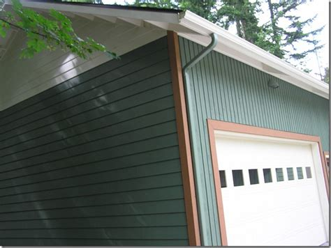 matching seamless gutters to the color of the home clearview gutters
