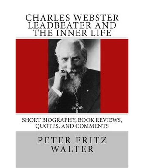 biography book review charles webster leadbeater and the inner life short