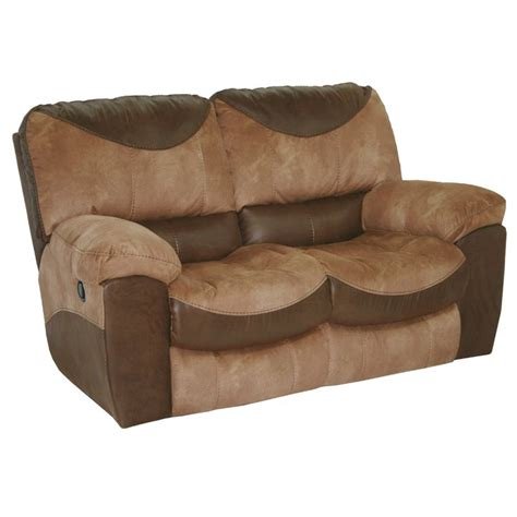 catnapper reclining sofa and loveseat catnapper portman reclining loveseat in saddle and
