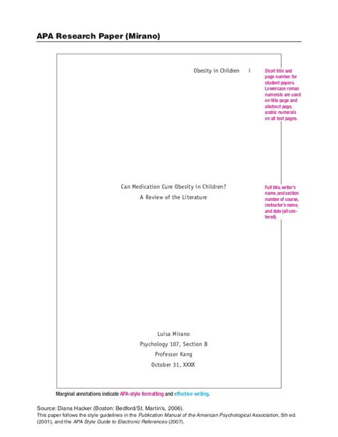 research paper cover pages lovely research paper front page sample