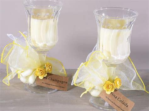 bomboniere matrimonio candele bomboniere candele bicchiere vetro bomboniere matrimonio