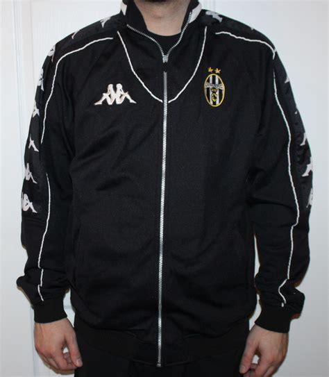Jaket Predator Juventus Black kappa black white juventus fc jacket size roots