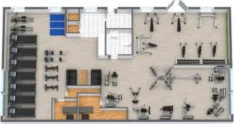 Create Blueprints Free Online gym floor plan roomsketcher