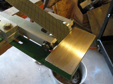 bench grinder belt sander conversion convert bench grinder to belt sander 28 images