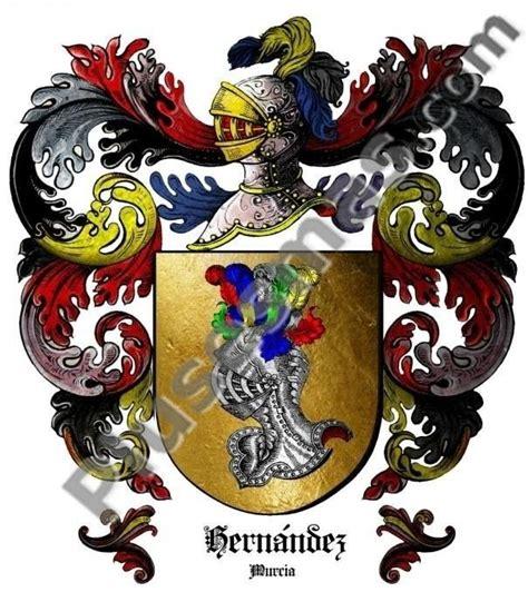 imagenes de la familia hernandez escudo del apellido hern 225 ndez murcia