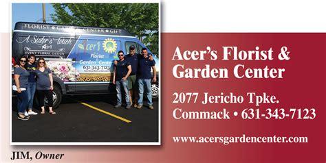 Garden Center Jericho Turnpike About Us Acer S Florist Garden Center