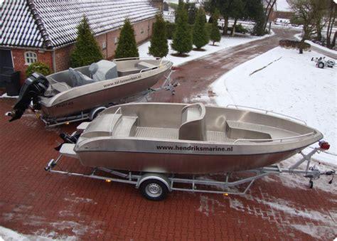 aluminium boot bouwpakket tsl content 600 gaastmeer