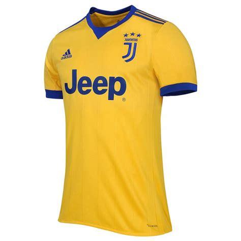 Kaos Juventus Kuning jersey bola juventus away 2017 2018 jersey bola
