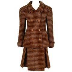swing mac coat christian dior diorling 1960s swing monogram coat mac