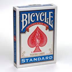 bicycle standard deck bicycle 174 standard index cards bicycle