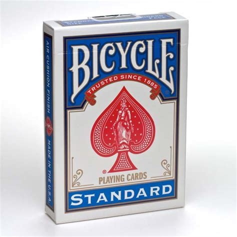 Standard Deck Of Cards by Bicycle 174 Standard Index Cards Bicycle