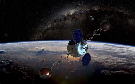 Cleaner Original Nasa space junk clean up 7 ways to destroy orbital debris