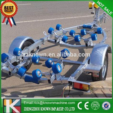 boat trailer with rollers for sale list manufacturers of foldable boat trailer buy foldable