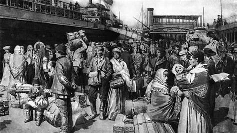 immigration boats 1800s think your immigrant ancestors came here legally think