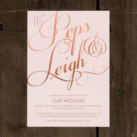 Elegant Cl Ic  Ee  Wedding Ee   Invitation Set On Luxury Card