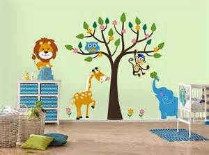 Creative Painting Ideas For Kids Bedrooms Kids Room Interior Wall Decorations Creative Things