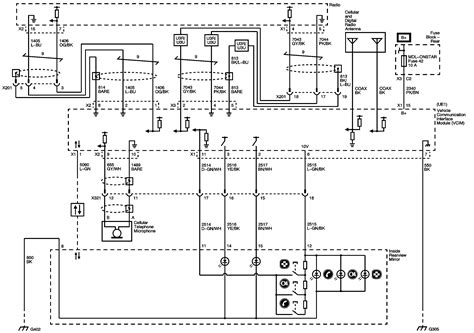 onstar wiring diagram onstar free printable wiring diagrams