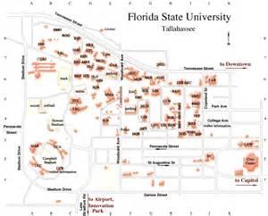 florida college map florida state map florida state