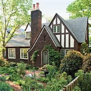 tudor style cottage cottages pinterest