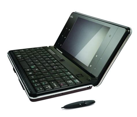 Fujitsu Lifebook Uh900 3 5g fujitsu unveils smallest multi touch handheld pc with
