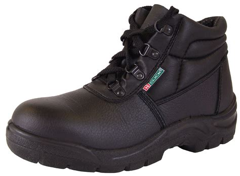safety work boots for chukka safety work boots steel toe black size 3 13 en345
