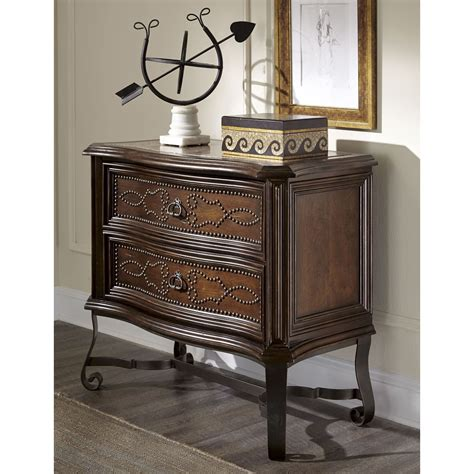 a r t furniture 225397 2107 la viera accent chest in 18th