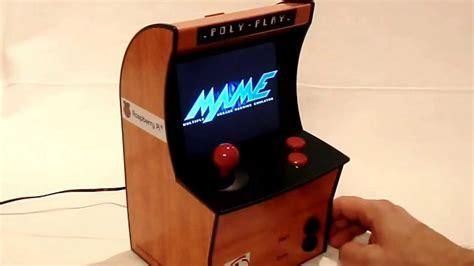 "Mini arcade with Raspberry Pi and 5.6"" TFT   YouTube"