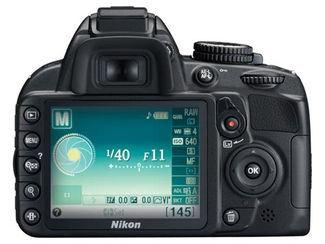 Nikon D3000 Lcd Display nikon tip how to set your graphic lcd display digital