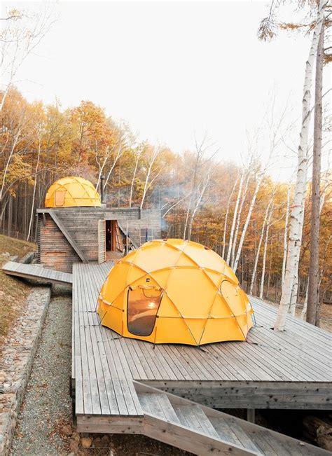 building a tent platform kobayashi residence platform tents great concept