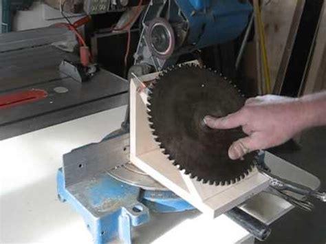 table saw blade sharpening saw blade sharpener youtube