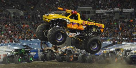 orlando monster truck show out and about monster jam is exciting family fun and it s