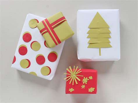 Craft Paper Wrapping Ideas - affordable creative gift wrap ideas rent a