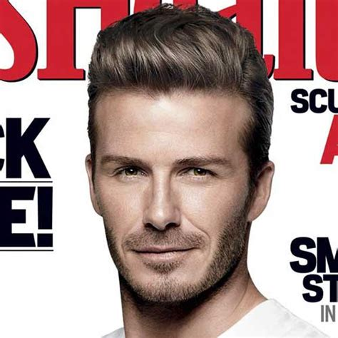 Popbytes Gabriel by David Beckham Hair 2014 2015 Mens Hairstyles 2018