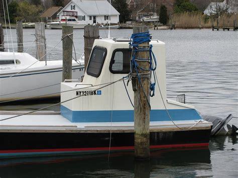 boat show long island clamming boats babylon long island ny the hull