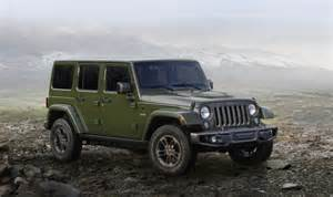 Jeep Models 2016 Jeep Limited Edition Models