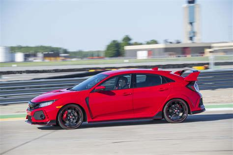 honda civic type r 2017 2017 honda civic type r pro racer s analysis automobile