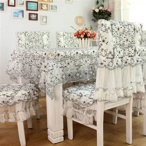 Dining Table Cover Set Aliexpress Buy 2013 Quality Dining Table Cloth Lace