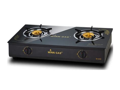 Kompor Gas Winn Gas W 668 electronic city winn gas portable gas cooker b w 688