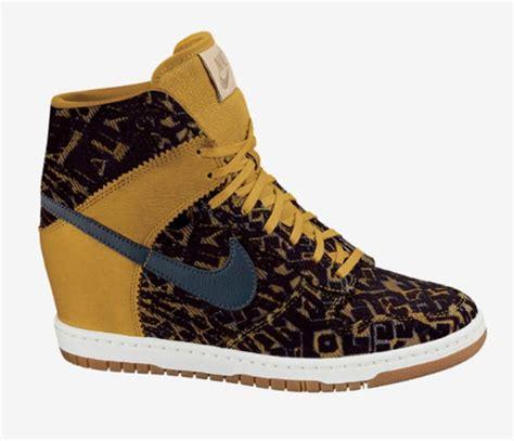 Wedges Ipn nike wedge sneakers yellow nhs gateshead