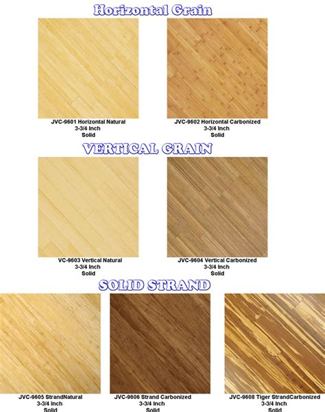 Types Of Bamboo Flooring bamboo flooring types varieties styles solid vs strand woven