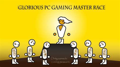Pc Master Race Meme - pc master race