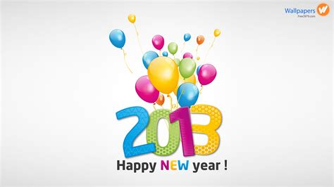 20 amazing happy new year 2013 wallpapers