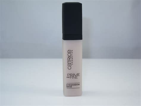 Catrice Eyeshadow Base catrice prime eyeshadow base review swatches cosmetics