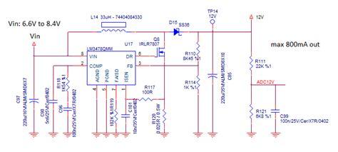 load resistor boost converter boost converter no load problem electrical engineering stack exchange
