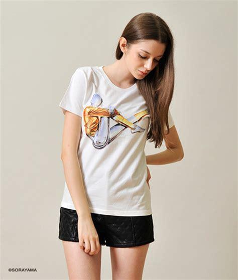 design t shirt store graniph tokyo graniph x hajime sorayama t shirt collection freshness mag
